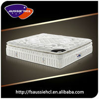 Comfortable luxury hotel mattress room furniture