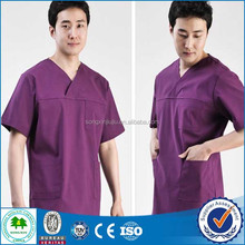 New fashion medical scrub and uniform for doctor