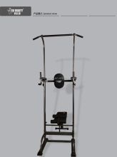 Indoor Multi Gym Equipment pull up Power Tower