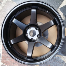 Japan design wheels replica rims size 18*9.5 and 18*10.5 staggered