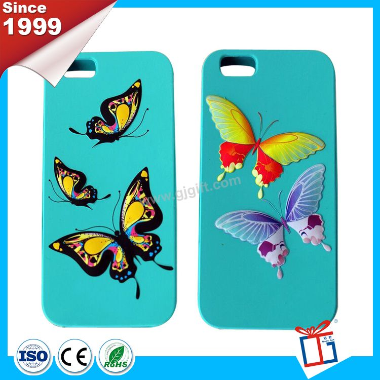 New amazing factory direct 3d silicone cell phone case cover