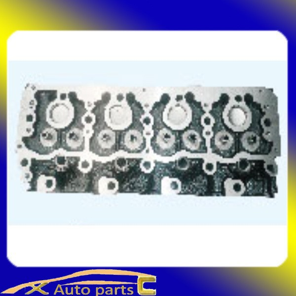 Low price aluminum cylinder head for toyota engine 14B OEM 11101-58040