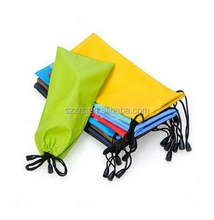 Microfiber sunglasses bags sunglasses pouches with customized printing