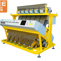 Recycling Plastics With Metal Color Sorter