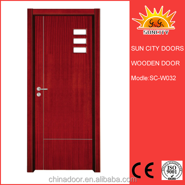 eco-friendly material finger joint timber door frame