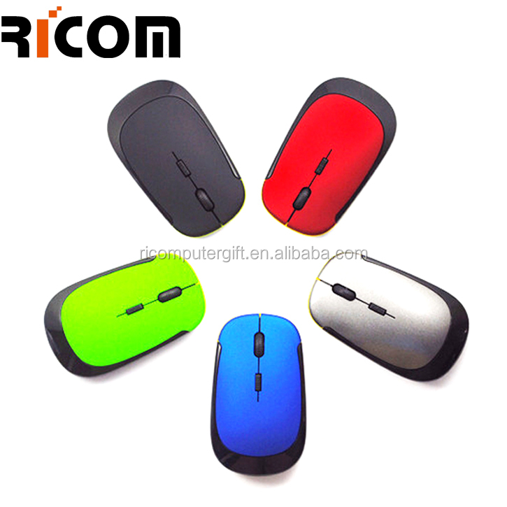 For Windows,Android and Mac System cheap 2.4G wireless mouse--MW6012--Shenzhen Ricom