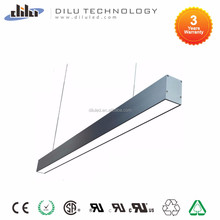 2016 price led tube light Suspended integrated LED Linear light/ hanging 1000mm led batten