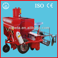 China new type 2 row potato seeder/automatic potato planter
