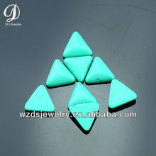 Wholesale AAA grade Synthetic Turquoise Stone Gems Loose Gemstone Cabochon BeadS