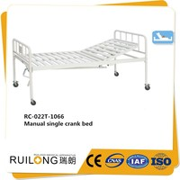 RC-022T-1066 Ruilang Medical Manual Light Physical Therapy Bed