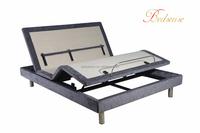 2016 wall hugger electric adjustable bed, USB 110V outlet adjustable bed frame