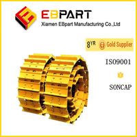 EBPART D85-18 Bulldozer and Tractor Track Shoe Assembly Single Grouser Track Group
