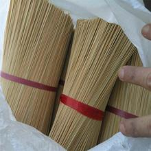 Processed by kiln dried, anti-mildew and Raw Incense Sticks India Round bamboo sticks for making incense