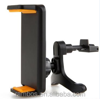 Clamp Air Vent Stand Universal Rotating Bracket Car Holder Mount for Samsung Note 5 for Xiaomi 5