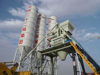 Low Price Hopper Type Concrete Mixing Plant in Pakistan