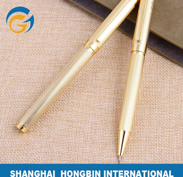 Fast Supplier Delicate Metal Gold Pen
