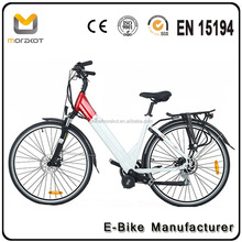 SS7-1 OEM Factory Chinese Carbon Road Bike Frame Mopeds with Pedals Bafang 250W E Bike Electric Bicycle