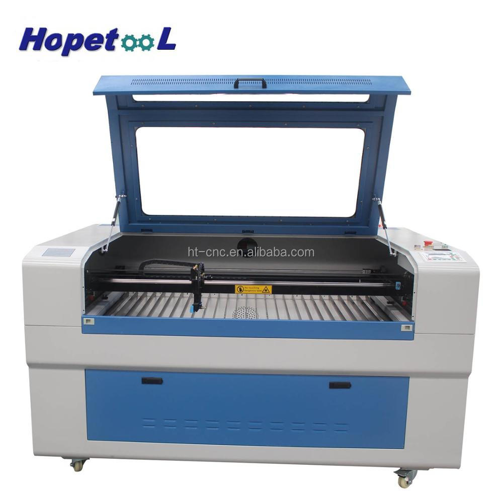 High quality Factory direct sale stencil laser cutting machine laser 150w co2