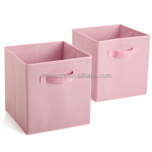 storage decorative collapsible tote