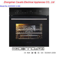 Hot selling 2014 58L CE approval built in electric commercial oven