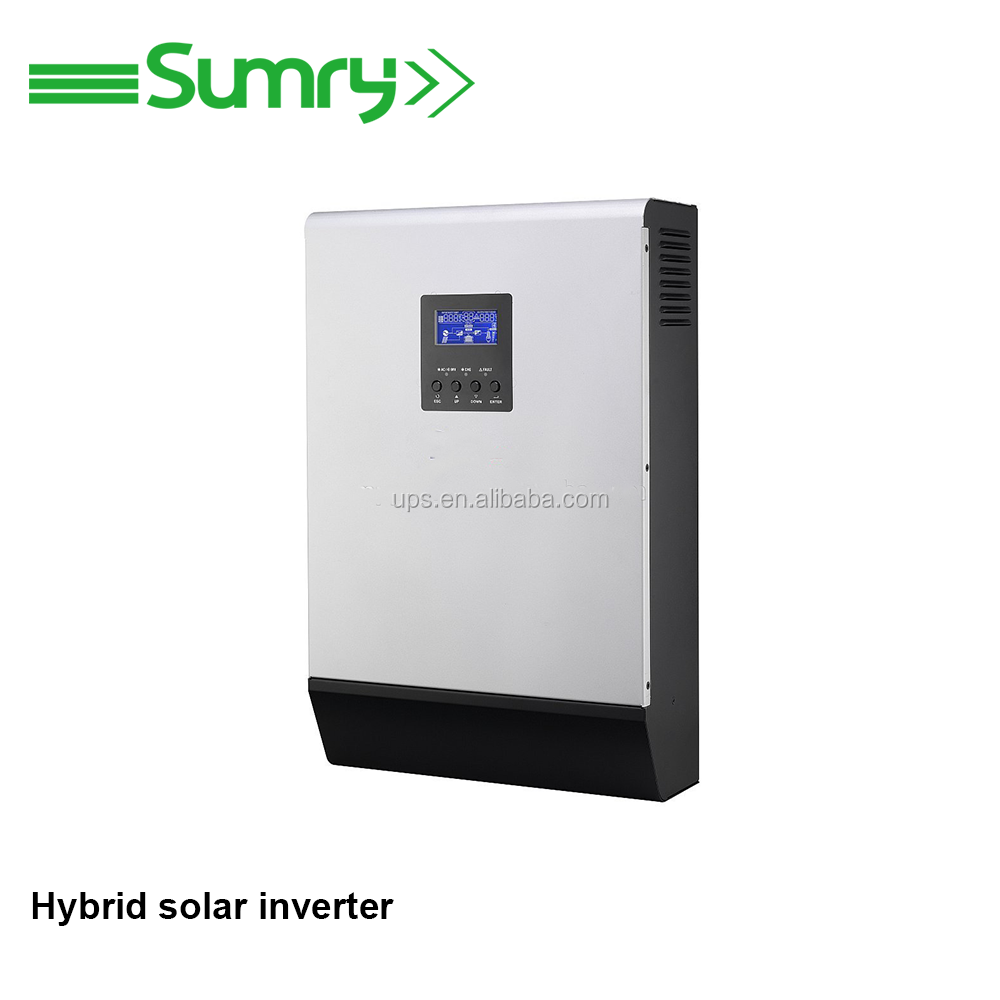 Off grid dc ac solar power inverter4000 watt solar inverter