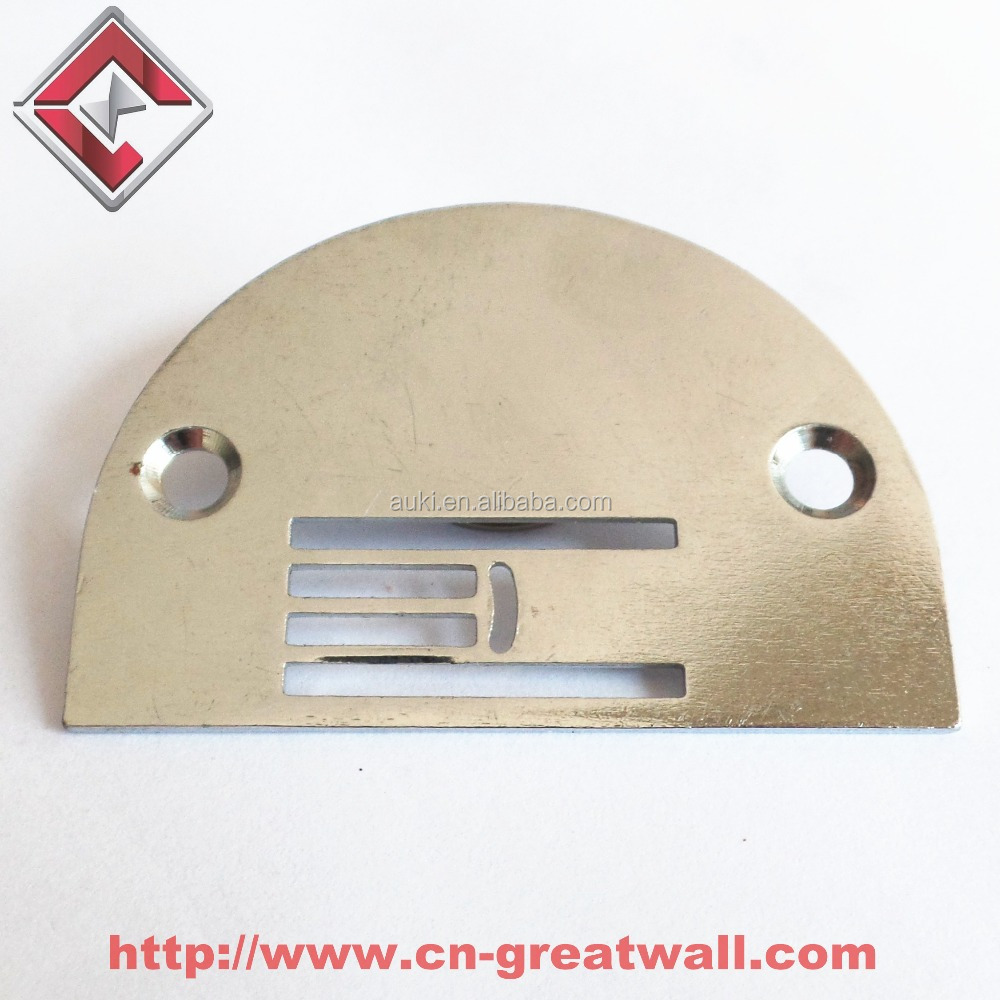 Household Needle plate, Industrial needle plate of sewing machine spare parts