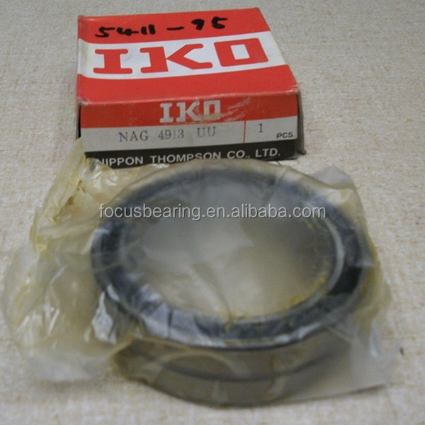 Top quality NAG 4901 needle roller bearing