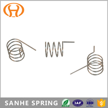 0.2~12mm Nimonic alloy Adjustable Torsion Springs