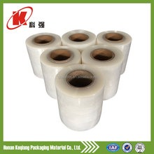 Good Shrinkage Plastic Film Roll For Wrapping