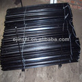 1.86kg/m Australia Black Bitumen Painted Star Picket