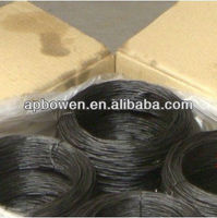 High quality BWG 18 Soft Annealed Black Iron Wire Factory/BLACK IRON WIRE/Black annealed wire (low price and factory)