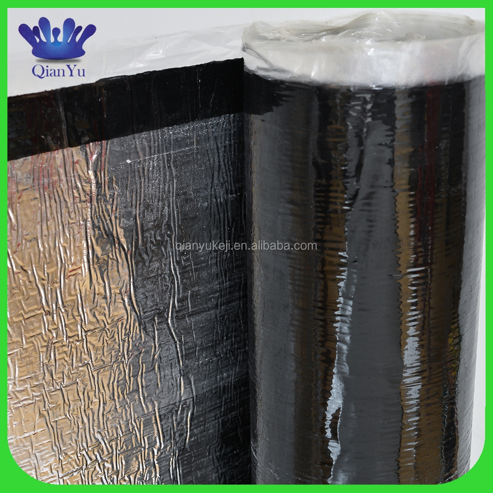 high quality Polymer Modified Bitumen self adhesive waterproof membrane