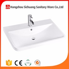 High quality home using ceramic hairdressing sink