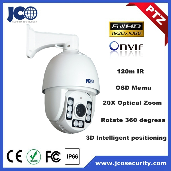 HD Laser IR IP High Speed PTZ Dome Camera and 360 degree surveillance cameras