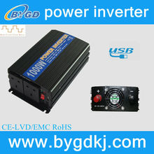 solar inverter sample 1000W to 3000W 12vdc to 24vac (Y1000U)