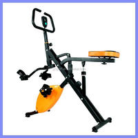 2016 new design fitness equipment gym exercise equipment for spin bike fit health machine