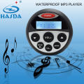 waterproof MP3 Player with bluetooth FM for motorcycle atv utv rv shower bathroom yacht swimming pool sauna spa