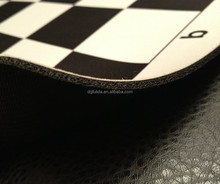 Chess mouse pad for gamer player