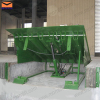 Electric hydraulic dock leveler for sale