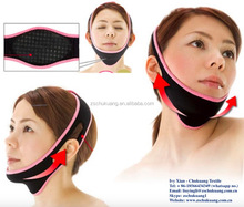 Private Label Health Care Sleeping Face Mask V Face Lift Up Slimming Belt