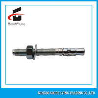 stainless steel plastic screw anchor