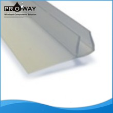 China supplier proway Shower Room Parts Magnets Strip/Waterproof Seal /Glass Door Sealing Strip