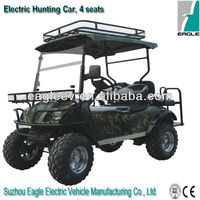 Electric hunting buggy, off road, CE approved