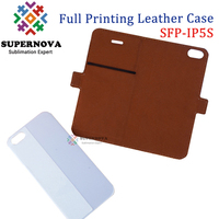 Design Your Own Full Size Printed Mobile Phone Leather Case with Heat Press no need of 3D Sublimation Machine