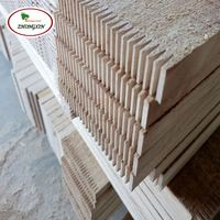 china 12mm/15mm/18mm aa grade paulownia finger joint wood boards