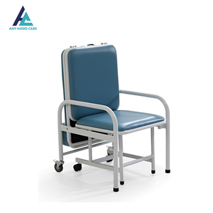 medical folding accompanying hospital  recliner  chair bed