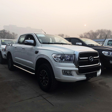 Brand new 2WD 4WD diesel gasoline double cabin China pickup truck car Terralord for sale