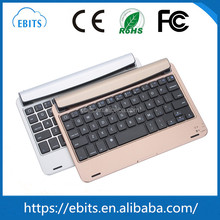 EB-I305 ABS plastic bluetooth wireless keyboard with movable support slot for ipad mini 4