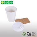 8oz hot coffee cup set 100 cup 100 lid 100 sleeve pack in a carton
