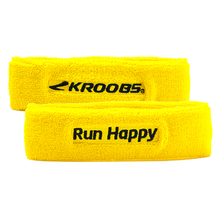 Bulk buy from China cotton fabric knitted sport headband with logo embroidery machinery